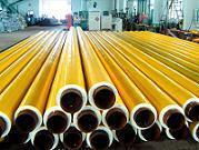 塑套钢聚氨酯发泡保温钢管成品