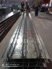 钢筋桁架楼承板TD