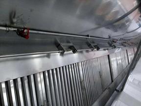 CMDS13厨房自动灭火设备装置广州厂家直销