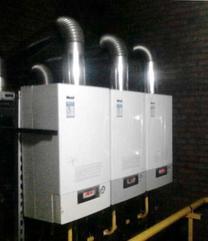 能率热水器采暖炉 商用供暖供热水两用壁挂炉