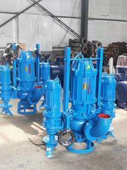 ZJQ型潜水渣浆泵洗沙厂抽沙泵耐磨高铬合金