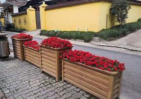 汉中户外绿化花箱厂家,围树组合铝合金花箱哪里好?六边形组合花箱质量过关