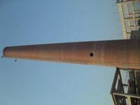 新建60米烟囱