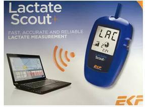 德国EKF 便携式血乳酸测定仪 带蓝牙