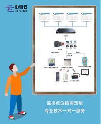 温室温湿度监控系统 中易云 易云系统 远程监控
