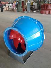武汉GXF斜流风机高效低噪声斜流式通风机现货供应
