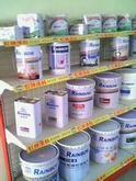 虹牌永保漆3751水性聚氨酯面漆