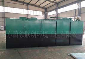 养鸡场废水处理设备 养殖污水处理设备处理流程 蔚领联创 企业直销
