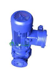 管道泵:IGF型防爆衬氟管道泵