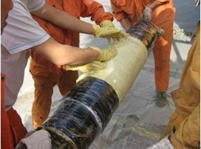 压力管道补强用碳纤维布