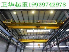 四川乐山双梁桥式起重机生产销售厂家8米行吊