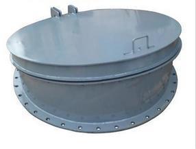 浮箱式钢制拍门厂家