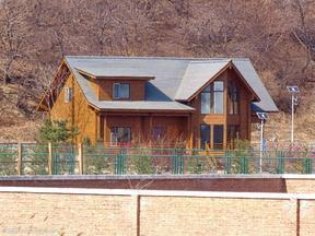 各类重轻型式木屋