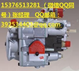 K2019-300KW發動機PT燃油泵總成3899014