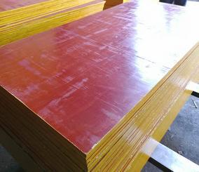 桉木酚胶面建筑模板厂家供应