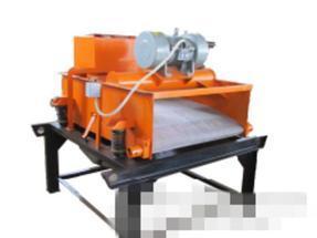 震动滤浆除砂机