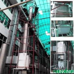 有机废气处理丨pcb厂房有机废气治理丨纳米微气泡有机废气处理