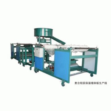 保温板设备,保温板生产设备成本低