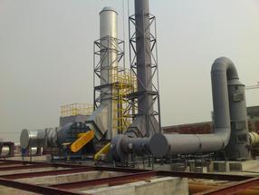 昆山格瑞雅酸碱废气处理设备