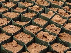浙江土工格室,土工格室的特性及应用领域