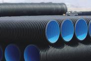 HDPE B型增强缠绕结构壁管