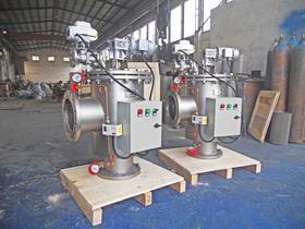 农业灌溉节水自动排污过滤器