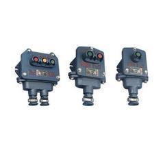 BZA1-5-36-1矿用防爆控制按钮铸钢单联36V5A