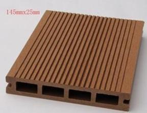 名牌塑木型材休闲椅