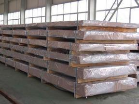 1100-H24环保铝板材、国标5083防锈加厚铝板
