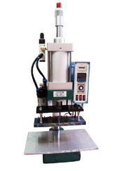 多功能台式压痕机木制品布料皮革图案商标烙印机
