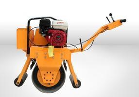 手扶式沟槽压实机 回填土压实机 振动压路机