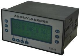 双水箱太阳能集热工程控制仪表