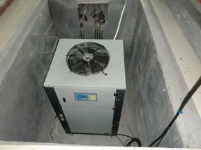潍坊凯美特防腐螺杆式冷水机