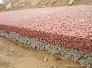 南通艺术地坪、压花、压模、压印地坪、透水混凝土