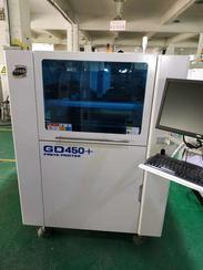 SMT二手锡膏印刷机和田古德GD450印刷机可租可售