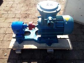 齿轮泵-专业销售ZYB系列中压齿轮式渣油泵 价格合理