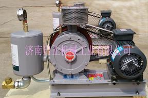 啓正低耗能污水处理回转式鼓风机/滑片风机,浙江风机生产厂家