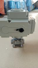 Q911F-16C/P电动丝扣球阀DN8 DN10 DN15 DN20