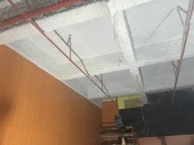 隔音玻镁板厂家 防火板8mm玻镁板KTV影院隔音板