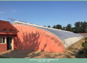 日光温室大棚保温好投资少
