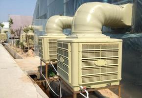 铸造行业车间排风降温专业设备
