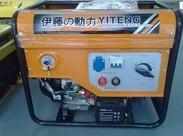 250A汽油发电电焊机|伊藤电焊机价格