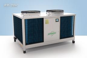 五吨热水空气能五匹设备