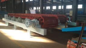 链板式给料机产品制造工艺流程
