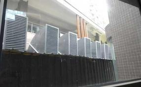 广西中央空调室外机消声器,中央空调噪声控制报价