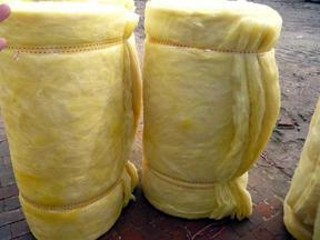 防火玻璃丝棉保温板