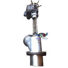 电动柱塞式放料阀-大口径电动放料阀