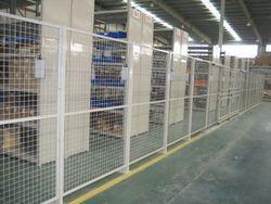 车间隔离网价格丨仓库隔断网生产厂家