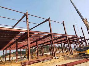 佛山钢结构厂房订做天谱安钢结构厂家