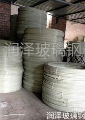河北潤澤可定制耐腐高彈玻璃鋼纖維桿